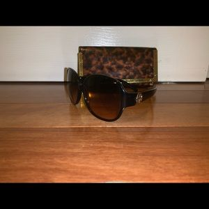 Tory Burch sunglasses with original case